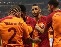 MAICON - Galatasaray'dan Gençler'e farkı tarife