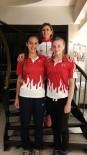 GAZİEMİR BELEDİYESİ - Gaziemir'in Milli Atletlerinin Hedefi Büyük