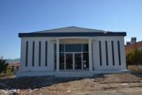 MEHMED ALI SARAOĞLU - Gediz'de Kültür Ve Düğün Salonu Yapımı Tamamlandı
