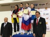 METIN ŞAHIN - Genç Tekvandoculardan Avrupa Şampiyonası'nda 2 Altın Madalya