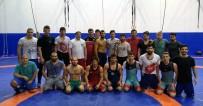 MUSA AYDıN - Güreş Federasyonu Başkanı Musa Aydın'dan Bursa TOHM'a Ziyaret