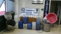 DAMACANA - Hakkari'de Uyuşturucu Operasyonu