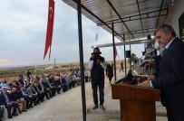 ORGANIK TARıM - Harran Üniversitesinde Günlük 40 Ton İşleme Kapasiteli Zeytinyağı Tesisi Hizmete Girdi