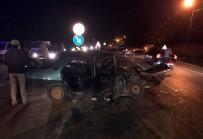 ANTAKYA - Hatay'da Trafik Kazası Açıklaması 3 Yaralı
