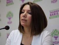HDP - HDP'li vekil Selma Irmak'a 10 yıl hapis cezası