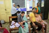 SITMA SALGINI - Hindistan'da Humma Ve Sıtma Vakalarında Artış Görüldü