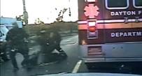 OHIO - İçinde Hasta Olan Ambulansı Çaldı