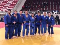 YENIKENT - Kağıtsporlu Judocular Ligin İlk Etabını Zirvede Tamamladı