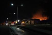 Karaman'daki Fabrika Yangını Kontrol Altına Alındı