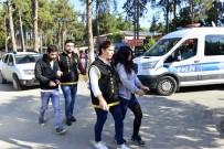 DİŞ FIRÇASI - Karı-Koca hırsızlık yaparken yakalandı!