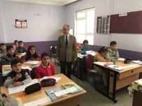 ABDAL - Kaymakam Hasan Yaman, Okulları Gezdi