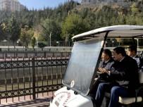 GÜMÜŞDERE - Keçiören Belediye Başkanı Ak, Bakan Özhaseki'ye Gümüşdere'yi Gezdirdi