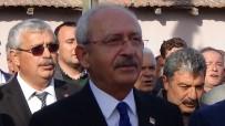 HAPISHANE - Kılıçdaroğlu Açıklaması 'İnsanları Niye İstifaya Zorlayalım?'