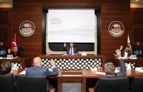 HAİN SALDIRI - Körfez Belediyesi Kasım Ayı Meclisi Yapıldı