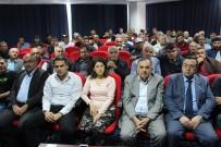GIDA KODEKSİ - Kumluca'da Üreticilere Bitki Zararlılarıyla Mücadelenin Sakıncaları Anlatıldı