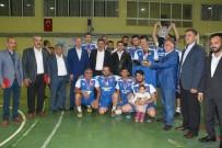 AHMET KARATEPE - Kurumlar Arası Voleybol Turnuvası Sona Erdi