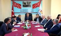 İBRAHIM UYAN - Marmaraereğlisi Belediyesi Kasım Ayı Meclis Toplantısı