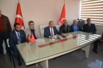 ŞEHADET - Mehmet Ali Kaya, MHP İl Başkanlığına Aday Olduğunu Açıkladı