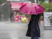 BATı KARADENIZ - Meteoroloji'den İstanbul'a yağış uyarısı