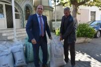 EREN ARSLAN - Milas'ta Organik Tarım İçin Yeşil Gübre Desteği
