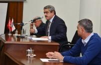 DEVE GÜREŞİ - Nazilli Belediye Meclisi Kasım Ayı Toplantısı Yapıldı