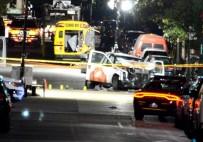 POLİS TEŞKİLATI - 'New York Saldırganı Bizim Askerimizdi'