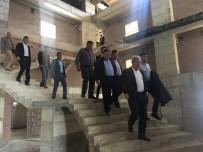 ŞAMİL TAYYAR - Nurdağı'nda Yeni Hizmet Binası 30 Mayıs'ta Hizmete Girecek