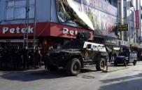POLİS NOKTASI - Okmeydanı'nda Sabit Polis Noktası Kuruldu