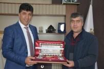 KENTSEL DÖNÜŞÜM PROJESI - Pasinler TSO'dan Başkan Sertoğlu'na Hizmet Teşekkürü