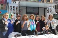 DOKU NAKLİ - Rize'de Organ Bağışı Standı Açıldı