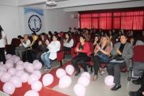 SAĞLIK MESLEK LİSESİ - Sağlıkçı Adayları Meme Muayenesini Anlattı