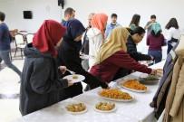 KAZAKISTAN - SAÜ'de Yabancı Uyruklu Öğrencilere Türk Kültürü Tanıtıldı