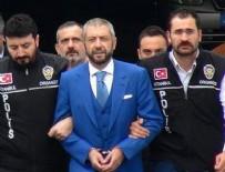 SEDAT ŞAHIN - Sedat Şahin gözaltına alındı