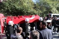 KARA KUVVETLERİ - Şehit Gökhan Kurak Son Yolculuğuna Uğurlandı