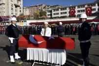 Şehit Polis İçin Resmi Tören Düzenlendi
