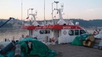 KARGO GEMİSİ - Şile'de Kayıp Mürettebatı Arama Çalışmaları Devam Ediyor