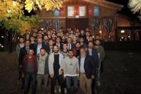 SAMI AYDıN - Sivas Belediyespor Onursal Başkanı Aydın Açıklaması 'İnanıyorum Ki Galatasaray'ı Eleyip Tur Atlarız'