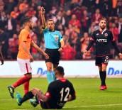 MEHMET CEM HANOĞLU - Süper Lig Açıklaması Galatasaray Açıklaması 2 - Gençlerbirliği Açıklaması 0 (İlk Yarı)