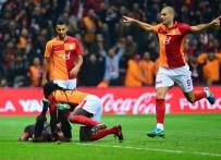 MEHMET CEM HANOĞLU - Süper Lig Açıklaması Galatasaray Açıklaması 5 - Gençlerbirliği Açıklaması 1 (Maç Sonucu)