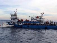 ŞEHİTLER ABİDESİ - Tam 305 Kaçak Göçmen Yakalandı
