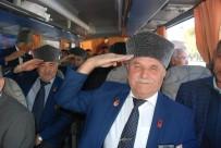 KIBRIS BARIŞ HAREKATI - Tam 43 Yıl Sonra Gazi Oldukları Kıbrıs'a  Gidecekler.