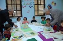 ALI DOĞAN - TARSİM'den Nezaket Okullarına Hediye