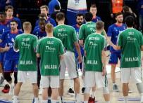 MALAGA - THY Eurolegaue Açıklaması Anadolu Efes Açıklaması 74 - Unicaja Malaga Açıklaması 79