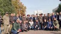 MUSTAFA EREN - Türk Dünyası 3. Gazeteciler Şurası Türkistan'da Yapıldı
