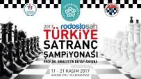 SATRANÇ ŞAMPİYONASI - Türkiye Satranç Şampiyonası Süleymanpaşa'da Yapılacak