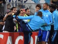 MARSILYA - UEFA Avrupa Ligi'nde şok eden olay!