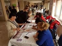 BİSİKLET TURU - Uludağ Üniversitesi'nden Bir Günde 100 Organ Bağışı