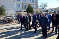 MEHMET YÜZER - Vali Ceylan Kapaklı'da Yatırımları Denetledi