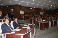BÜTÇE GÖRÜŞMELERİ - Vali Ustaoğlu, Meclis Toplantısına Katıldı
