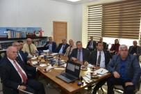 KADİR ALBAYRAK - Yatırım Bütçe Toplantısı Gerçekleşti